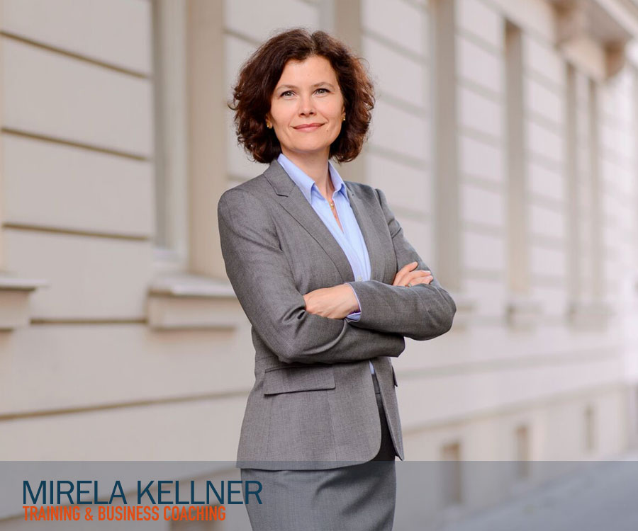Mirela Kellner, Seminare und Business Coaching